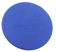 Купить Faber-Castell Ластик цвет синий, Чертежные принадлежности
