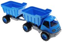Купить Zebratoys Самосвал с прицепом в ассортименте, Первые игрушки