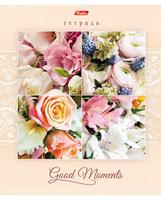 Купить Hatber Тетрадь Good Moments 80 листов в клетку