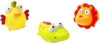 Купить BabyOno Набор игрушек для ванной Джунгли 3 шт, ONO Pawel Antczak, Первые игрушки