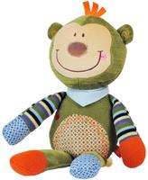 Купить BabyOno Мягкая игрушка-погремушка Обезьяна, ONO Pawel Antczak