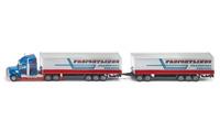 Купить Siku Автопоезд Freightlines Transport Service