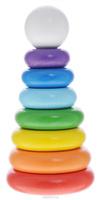 Купить Томик Пирамидка 8 элементов, Развивающие игрушки