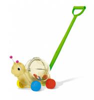 Купить Stellar Игрушка-каталка Улитка, Первые игрушки
