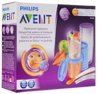 Купить Philips Avent Набор контейнеров c крышками 20 шт SCF721/20