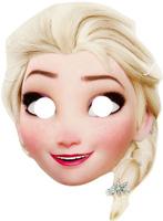 Купить Disney Маска карнавальная детская Холодное сердце Эльза, Маски карнавальные