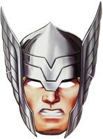 Купить Marvel Маска карнавальная детская Тор, Маски карнавальные