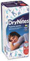 Купить Huggies Подгузники-трусики для мальчиков DryNites 8-15 лет 9 шт, Подгузники и пеленки