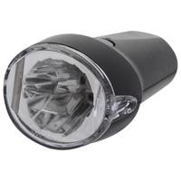 Купить Фонарь велосипедный STG JY-154-LED , передний, с эксцентриком, с индикатором. Х66175-5