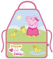 Купить Peppa Pig Фартук для труда с нарукавниками Утка, Аксессуары для труда