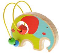 Купить Мир деревянных игрушек Лабиринт Слон, Развивающие игрушки