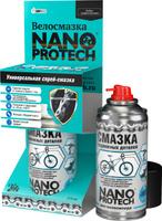 Купить Смазка подвижных деталей Nanoprotech , для велосипеда, 210 мл