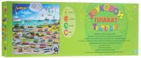 Купить Рыжий Кот Обучающий плакат Транспорт
