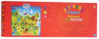 Купить Рыжий Кот Обучающий плакат Животный мир России
