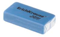 Купить Erich Krause Ластик Joy цвет голубой, Чертежные принадлежности