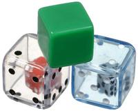 Купить Pandora's Box Математический набор №4 Дроби цвет синий прозрачный зеленый, Обучение и развитие