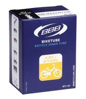 Купить Камера велосипедная BBB , 1/2 x 1, 75 x 2-1/4 AV, 12 . BTI-01, Колеса