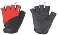 Купить Перчатки велосипедные BBB Chase , цвет: черный, красный. BBW-49. Размер XL