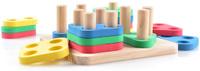 Купить Мир деревянных игрушек Обучающая игра Логический квадрат