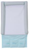 Купить Fairy Доска пеленальная мягкая с карманом Сладкий сон цвет белый голубой, Fairy (ВПК), Позиционеры, матрасы для пеленания