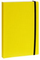 Купить Erich Krause Тетрадь Study Up 120 листов в клетку цвет желтый формат А5