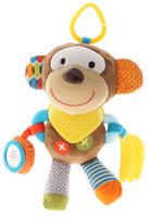 Купить Skip Hop Развивающая игрушка-подвеска Обезьяна