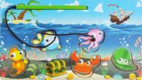 Купить Фабрика Мастер игрушек Рамка-вкладыш Магнитная рыбалка 2, Тимбергрупп, Обучение и развитие