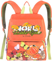 Купить Grizzly Рюкзак детский цвет оранжевый