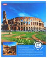 Купить Hatber Тетрадь Италия Колизей 96 листов в клетку, Тетради