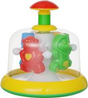 Купить Stellar Юла-карусель Африка цвет желтый зеленый, Первые игрушки