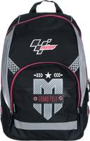 Купить MotoGP Рюкзак детский Grand Prix цвет черный серый красный, Kinderline International Ltd.