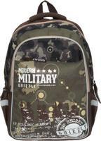 Купить Grizzly Рюкзак детский Modern Military цвет коричневый хаки