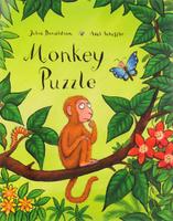 Купить Monkey Puzzle Big Book, Зарубежная литература для детей