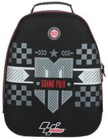 Купить MotoGP Рюкзак детский Grand Prix цвет черный серый, Kinderline International Ltd.