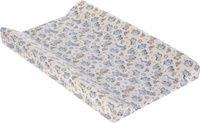 Купить Фея Доска пеленальная Параллель Виниллайт цвет бежевый голубой, Позиционеры, матрасы для пеленания