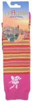 Купить Гольфы для девочки Грация, цвет: фуксия, мультиколор. Д 2201. Размер 13/15, Одежда для девочек