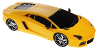 Купить Junfa Toys Машинка инерционная Racing Bicycle цвет желтый, Junfa Toys Ltd