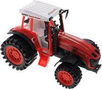 Купить Junfa Toys Трактор инерционный Ranch World цвет красный, Junfa Toys Ltd