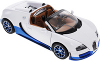 Купить Rastar Модель автомобиля Bugatti Veyron 16.4 Grand Sport Vitesse цвет белый