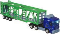 Купить Junfa Toys Автовоз цвет синий зеленый, Машинки