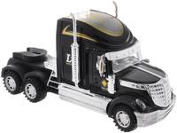 Купить Junfa Toys Тягач инерционный цвет черный, Машинки