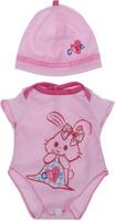 Купить Junfa Toys Боди с шапочкой для кукол Doll Dress, Junfa Toys Ltd, Куклы и аксессуары