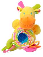 Купить Ути-Пути Игрушка-подвеска Коровка, Первые игрушки