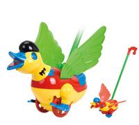 Купить Ami&Co Игрушка-каталка Уточка, Shantou City Daxiang Plastic Toy Products Co., Ltd, Первые игрушки
