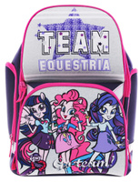 Купить My Little Pony Equestria Girls Рюкзак детский Team Equestria, Kinderline International Ltd.