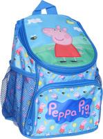 Купить Peppa Pig Рюкзак дошкольный Пеппа на лужайке, Росмэн