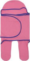 Купить Комбинезон-конверт для новорожденного Mum's Era Камелия, цвет: темно-розовый. 8338. Размер 54/62, 0-3 месяца, Одежда для новорожденных