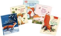 Купить Лисенок - истории и приключения (комплект из 5 книг), Зарубежная литература для детей
