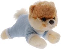 Купить Gund Мягкая игрушка Boo цвет голубой 16 см