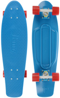 Купить Пенни борд Penny Nickel , цвет: голубой, красный, белый, дека 69 х 19 см, Скейтборды и пенни борды